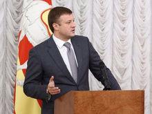 Расследование дела бывшего вице-губернатора Сандакова завершено