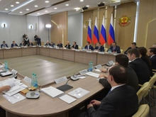 Голубев пожаловался Медведеву на владельцев ростовских шахт
