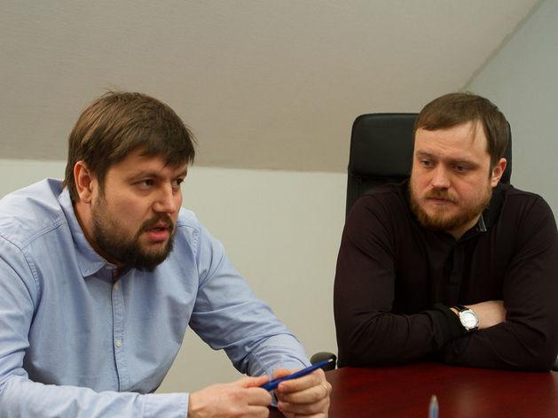 Илья Чупрунов, Арсентий Чанчиков, «Академия лестниц»: «Цель выше, чем деньги»