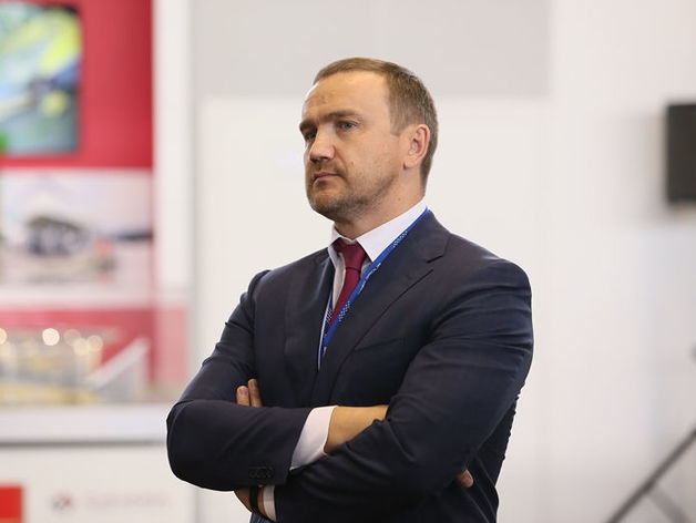 На фото директор PRINZIP Геннадий Черных