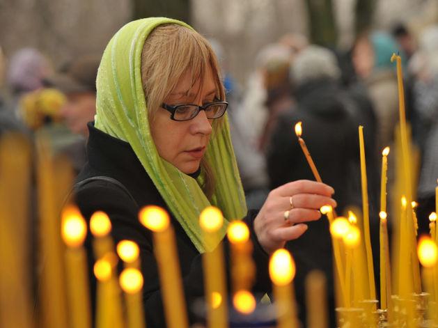 Великий пост 2016, питание по дням: церковь советует не путать Пост с голодовкой