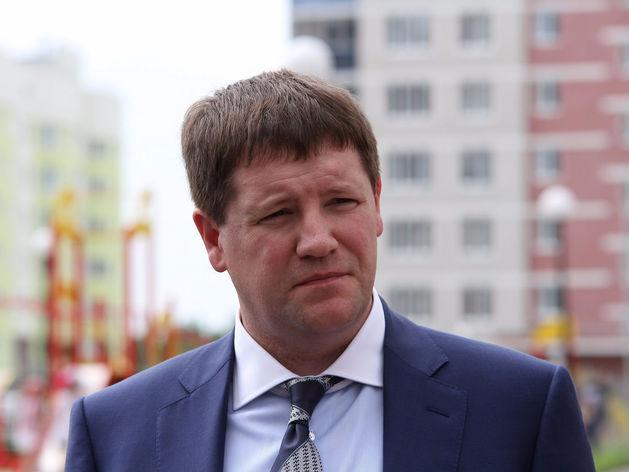 Сергей Бидонько, министр строительства Свердловской области
