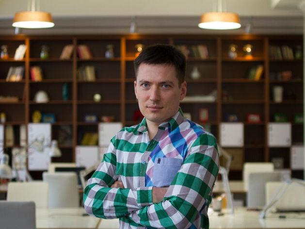 """На фото: Андрей Фролов, основатель проекта """"Огонь Пляж"""""""