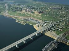 Мэрию Красноярска подозревают в растрате средств при проектировке четвертого моста