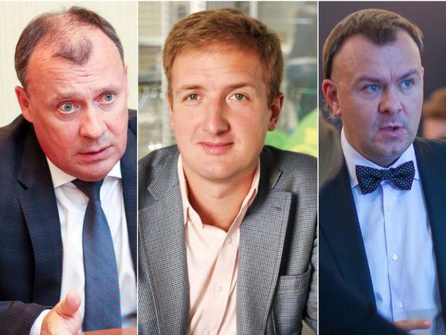 Алексей Орлов, Максим Зверков, Антон Атрашкин