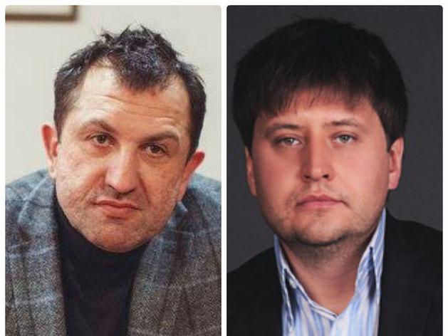 Дмитрий Богомолов, Алексей Головченко