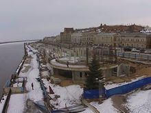 """""""Трейд-Парк"""" подал апелляцию на решение о сносе стройки на Нижне-Волжской набережной"""