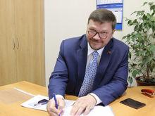 Делоросс Захаров заявился на праймериз по одному округу с Юревичем и Барышевым