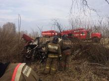 Разбившийся самолет в Челябинске недавно ремонтировали в городе Шахты