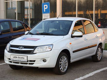 LADA Granta перестала быть самым продаваемым автомобилем в России