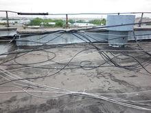 В Ростове демонтируют бесхозные кабели