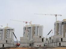 В Ростовской области сокращается ввод жилья
