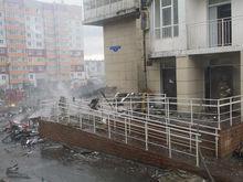 Красноярская компания, установившая  горючие панели, может стать банкротом