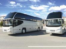 В Питер за 100 рублей: в России заработал первый автобусный лоукостер