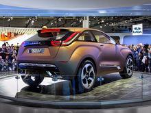 «АвтоВАЗ» заморозил проект Lada Xray Cross