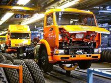 Немецкий автоконцерн Daimler получил от участия в КАМАЗе убыток в 3 млн евро