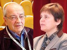 «Ощущение потери преследует нас». Прохорова и Зимин — об обществе и бизнесе в 90-е