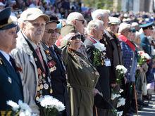 В Челябинске состоялся Парад Победы