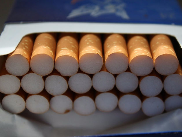 Сигареты «Прима» - первые по контрафакту в России