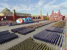 Кризис довел: парад на Красной площади в 2016г. стал самым дешевым за последние годы
