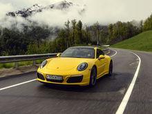 Porsche 911: тест-драйв с Дмитрием Елизаровым