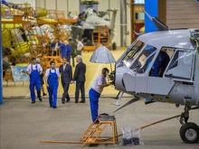 Прибыль Казанского вертолетного завода сократилась в 4 раза