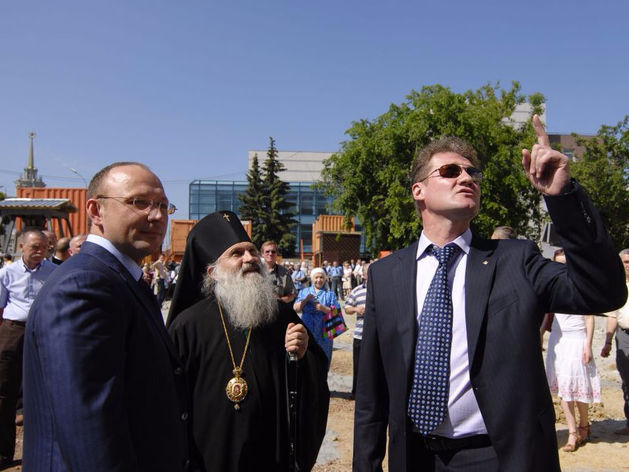 Игорь Алтушкин (слева), Андрей Козицын (справа)