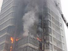 Поставщик панелей для сгоревшей высотки на Шахтеров в Красноярске стал банкротом