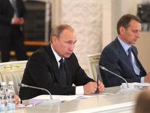 Путин призвал чиновников не перегружать инфраструктуру городов