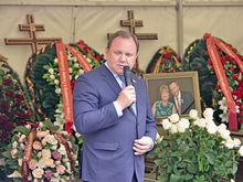 В Ростове простились с погибшим в авиакатастрофе депутатом