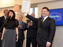 Hilton и ГК «Электроника» открыли в Нижнем Новгороде «отель со спортивным уклоном»