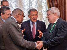 «Татфондбанк», ВЭБ и Сбербанк подписали меморандумы с Исламским банком развития