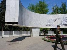 В Ростове восстановят мемориальный комплекс «Павшим воинам»