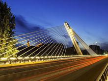 Строительство моста через Обь в Новосибирске обойдется в 50 млрд руб.