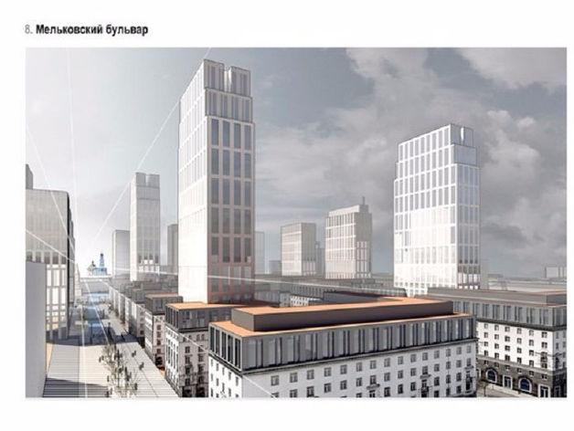РМК обозначила начало масштабной стройки в центре Екатеринбурга