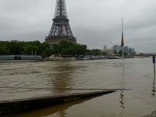 Наводнение в Париже 2016: фотографии катастрофы в красивейшем городе мира. РЕАЛЬНЫЕ ФОТО