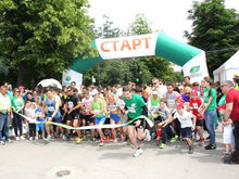 Свыше 3 000 ростовчан пробежали на «Зеленом марафоне»
