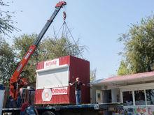 Власти Казани демонтируют 17 незаконно установленных киосков и летнее кафе