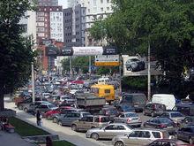 Город опять встанет: в Екатеринбурге перекрыли одну улицу, скоро перекроют 27. КАРТА