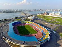Приставы выселили с Центрального стадиона Казани 30 арендаторов