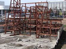 В центре Красноярске начали строить парковку