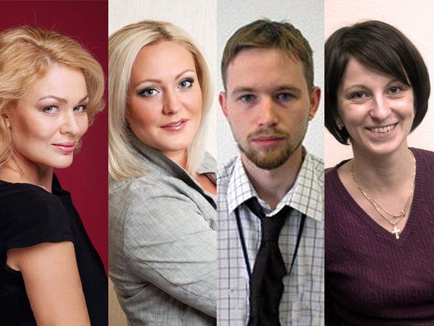 Наталья Зайцева, Мария Путилова, Антон Колегов, Мария Простова