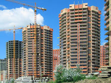 В Ростовской области замедлился ввод жилых домов в эксплуатацию