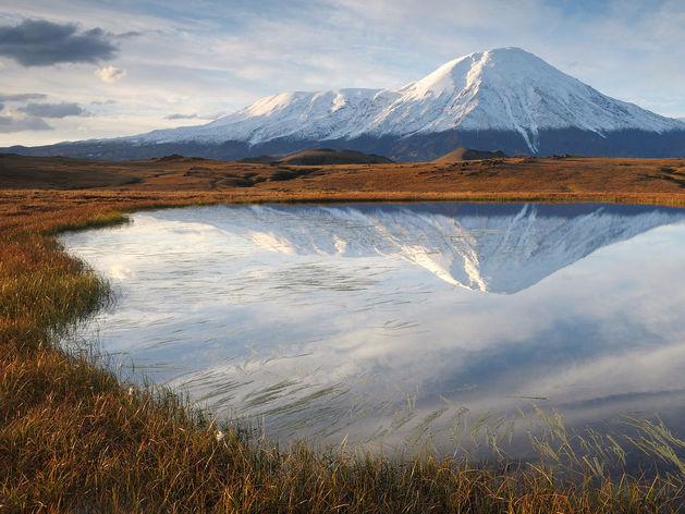 Камчатский край, вулкан Ключевская сопка