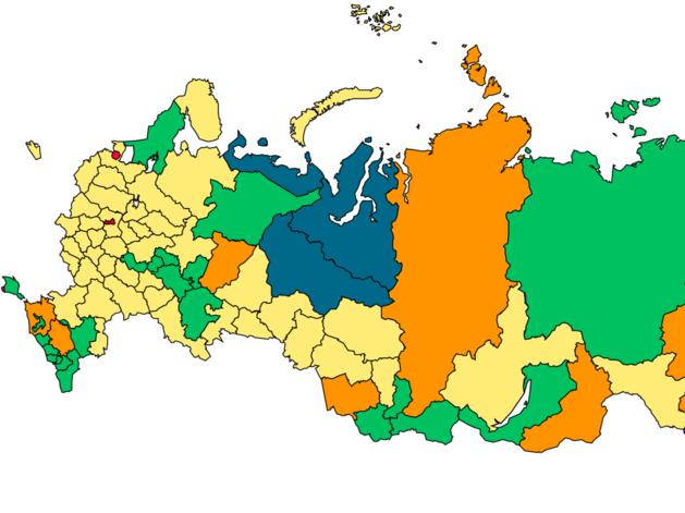 Где жить хорошо: РЕЙТИНГ экономической привлекательности регионов