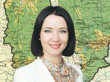Через край: красноярский маршрут с министром культуры региона Еленой Мироненко