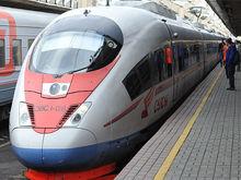 Siemens может создать для ВСМ Москва–Казань «Сапсан» нового поколения