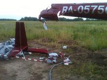 Следователи выясняют причину аварийной посадки вертолета Robinson в Татарстане