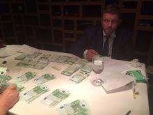 Губернатор Кировской области Никита Белых задержан за взятку в 400 тысяч евро. ФОТО