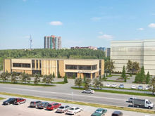 Александр Манцуров решил за год возвести новый ТРЦ в пригороде Новосибирска